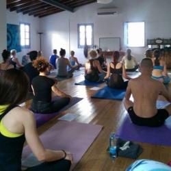 Ashtanga Yoga Retreat Tochni 16th 17th September 2017