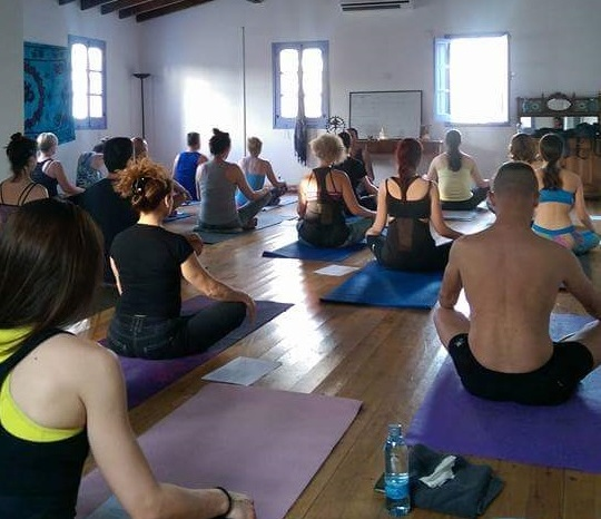 Ashtanga Yoga Retreat Tochni 16th 17th September 2017